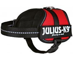 Hunde-Geschirr »Julius-K9 Baby 2/XS-S«, rot, 33-45 cm