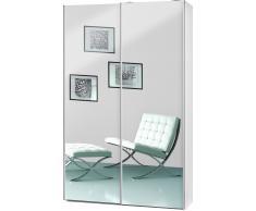 Garderobenschrank, CS Schmal, »Soft Smart«, 120 cm breit inkl. Zubehör