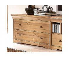 Lowboard, mit 2 Schubkästen, Home affaire, Breite 90 cm, Belastbarkeit bis 50 kg