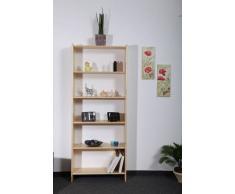 Steiner Shopping Möbel Holzregal 60 cm breit