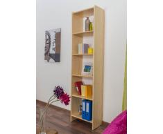 Steiner Shopping Möbel Holzregal 50 cm breit