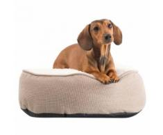 Hundebett Cobi Beige, Außenmaße: ca. 70 cm