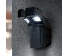 Osram NOXLITE LED Spot 2x8W grau