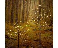 LED Lichterbaum, 240 warmweiße Dioden