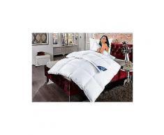 set: daunenbettdecken + kopfkissen, excellent »luxus«, extrawarm, 80% daunen, 20% federn