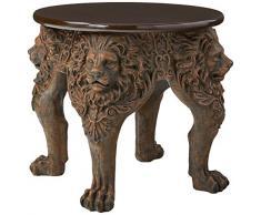 Design Toscano Lord Raffles Löwenbein, Beistelltisch