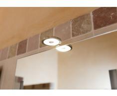 LED Spiegelleuchte TONDO, 4,5W, IP 44, 3000 K, 12 V DC