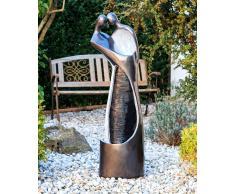 Brunnen Springbrunnen Gartenbrunnen FoPair 118cm 10778