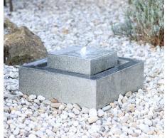 Brunnen Springbrunnen Gartenbrunnen FoScala 48x48x23 cm 10770