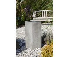 Brunnen Springbrunnen Gartenbrunnen FoColumn Square 75x31cm 10749