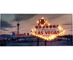 LED Bild Las Vegas 100x45cm
