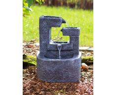 Brunnen Springbrunnen Gartenbrunnen FoAngolare 31x25x40cm 10776