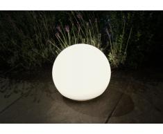 LED Kugelleuchte Gartenkugel GlowOrb solar 28cm Ø Top Qualität 10766