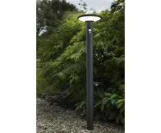 Solar LED Wegeleuchte Karina 100cm mit Bewegungsmelder und Dauerlicht