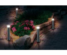 LED Wegeleuchte AMBERG, 2700K, 3 W, G4 Sockel, Heiconnect