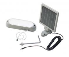 Solar LED Zusatzleuchte, Wandleuchte 36971