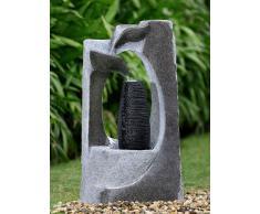 Brunnen Springbrunnen FoColonnina für Aussen + Innen 87 cm 10556