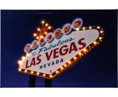 LED Bild Las Vegas 60x40cm