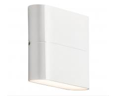 Konstsmide Chieri 7972-250 LED Wandleuchte Weiß
