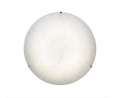 Decken- und Wandleuchte Rinosa weiß 145716