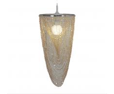 Näve 6032511 Lampenschirm zur Kombination mit Pendelleuchte Permutt