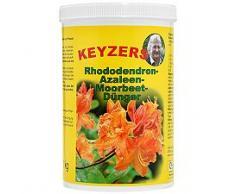 KEYZERS® Rhododendron Dünger für alle Moorbeetpflanzen 1.000g