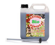 KEYZERS® Bio-Dünger für Obst & Gemüse m.Pipette, 2,5l