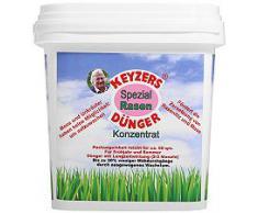 KEYZERS® Rasendünger m.Langzeitwirkung alle Rasensorten Frühj/Sommer 1,8kg