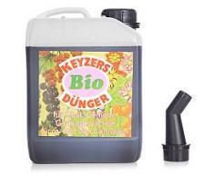 KEYZERS® Bio-Dünger für Obst & Gemüse m.Ausgießer, 2,5l