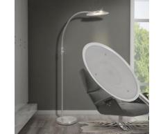 vidaXL Dimmbar LED Bogen Stehlampe 18 W
