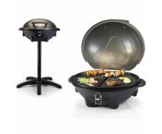 Tristar Barbecue Elektro Stand-und Tischgrill BQ-2816 2200 W Schwarz