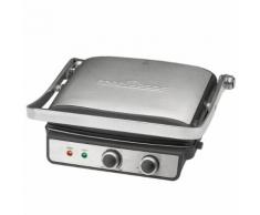 ProfiCook Kontaktgrill 2000 W Silber PC-KG 1029