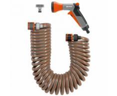 GARDENA Spiralschlauch-Set 5-tlg. 9 mm 10 m 4646-20