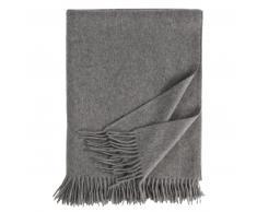 Eagle Products Windsor Kaschmir-Decke - grau - 130x195 cm
