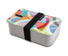 Remember Circus Lunchbox - mehrfarbig - 19x12x6,4 cm