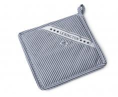 LEXINGTON Living Authentic Stripe Oxford Topflappen