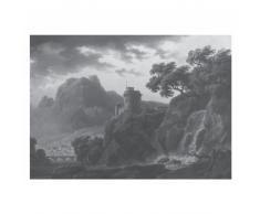 KEK Amsterdam Golden Age Landscapes Fototapete - grau - 389,6 x 280 cm (= 8 Bahnen)