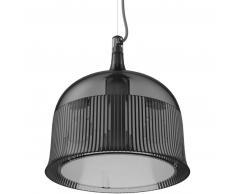 qeeboo Goblets Ceiling Lamp Medium Hängeleuchte - smoke - 28,5 x 28,5 x 30 cm
