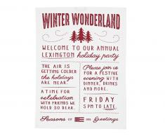 Lexington Printed Kitchen Towel Geschirrtuch