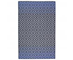 Eagle Products CASABLANCA Decke aus Kaschmir & Schurwolle - marine-royal - 140x215 cm