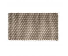 PAD POOL DUO COLOR Fußmatten-Läufer XXL in/outdoor - stone-sand - 72x132 cm