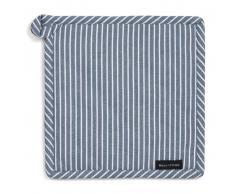 Marc O'Polo Tentstra Topflappen - smoke blue - 22x22 cm