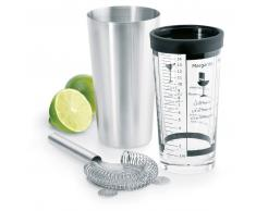 blomus Lounge Boston-Shaker-Set mit Barsieb