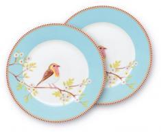 Pip Studio Early Bird Teller 2er-Set