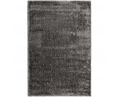 Esprit #spa Hochflor-Teppich - silber - 160x225 cm