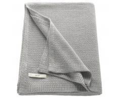 ESPRIT Knitted Strickdecke - lightgrey - 130x170 cm