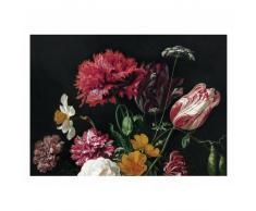 KEK Amsterdam Golden Age Flowers II Fototapete - rosa - 389,6 x 280 cm (= 8 Bahnen)