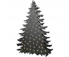 Sompex BLACKY Stehleuchte - schwarz - Höhe 94 cm x Länge 68 cm