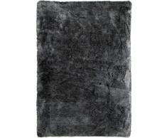 Obsession My Samba Fellteppich-Läufer - anthracite - 80x150 cm