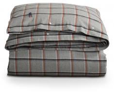 Lexington Checked Flannel Bettdecken-Bezug